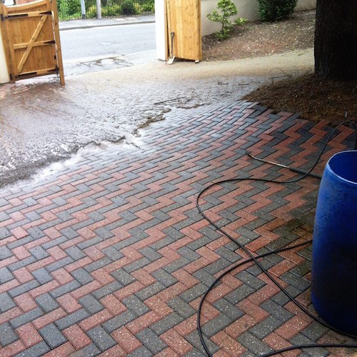 Sutton Clean Driveway Patio Cleaning